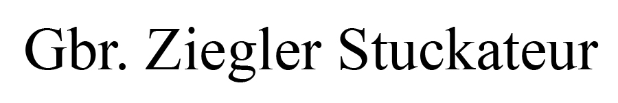 Stuckateur Gebr. Ralf Ziegler GmbH Logo
